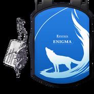 Lloyd - Enigma Faceplate Wolf (Zero)