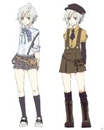 Fie Claussell - Vestless & Casual Clothes (Sen)