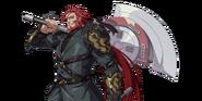 Demon King Sigmund - S-Craft (Akatsuki)