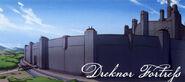 Dreknor Fortress - Concept Art (Sen III)