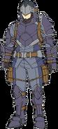 Northern Jaeger - Current Uniform (Sen III)