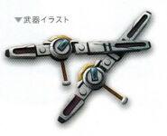 Guy - Weapon Illustration (Ao)