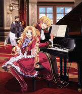 One Afternoon With Certain Siblings - Official Art (Sen)