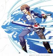 Lloyd - S-Craft Illustration (Zero)