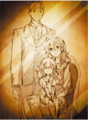 Towa Herschel - Family Photo 2 (Sen III)