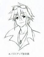 Lechter - Portrait Sketch (Zero)