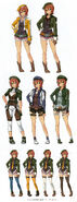 Noel - Outfit Variations 2 (Ao)