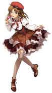 Anelace Elfead Valentine S-Craft (Akatsuki)