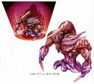 Joachim Demon - Berserk Sketch (Zero)