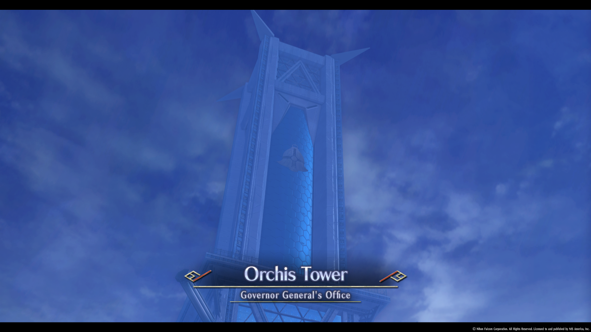 Orchis Tower