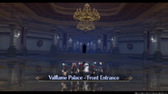 Valflame Palace (Front Entrance) - Introduction (CS III)