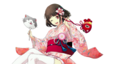 Yukata Chloe - S-Craft (Akatsuki)