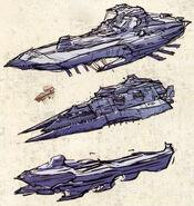 Pantagruel Early Designs 2 - Concept Art (Sen)