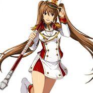 Estelle Bright Military S-Craft (Akatsuki)