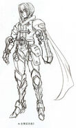 Wazy - Full-Length Sketch 3 (Zero)