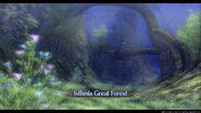 Isthmia Great Forest - Introduction (CS III)