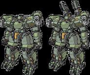 Hector Form-3 - Imperial Army (Sen III)