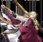 Supreme Leader Rufus Albarea - S Craft (Hajimari)
