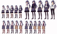 Laura S. Arseid Casual Variations - Concept Art (Sen)