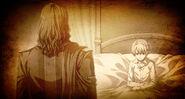 Cedric Reise Arnor & Giliath Osborne - Flashback 1 (Sen IV)