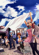Sunny Day in Crossbell - GEO Clear File (Official Artwork)