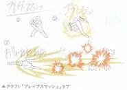 Lloyd - Brave Smash Sketch (Zero)