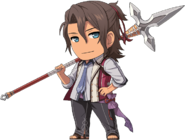 Gaius Worzel - SD Model (Sen)