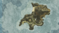 Bryonia Island - Map (Sen III)