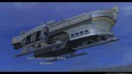 Balclutha (Aurelia's Airship) - Introduction (CS III)