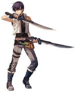 Joshua Bright (Ys vs Kiseki)