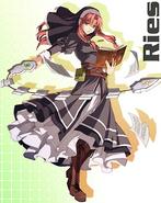 Ries Argent (Ys vs Kiseki)