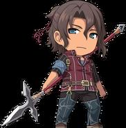 Gaius Worzel - SD Model (Sen II)
