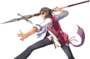 Gaius Worzel Uniform - S-Craft (Sen II)