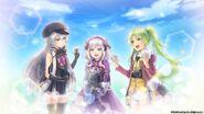 Ending 13 Visual (Hajimari)