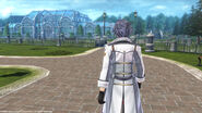 Rean Schwarzer at Mater Park - Promotional Screenshot (Hajimari)
