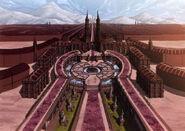 Heimdallr Central Plaza Early Design - Concept Art (Sen)