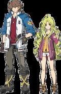 Lloyd & Kea Bannings (Sen III)