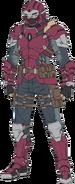 Enhanced Jaeger Concept Art (Sen IV)