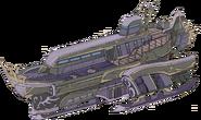 Rufus Ship - Concept Art (Sen II)