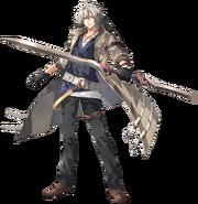 Crow Armbrust (Hajimari)