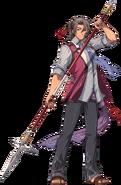 Gaius - Menu Art (Sen)