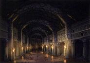 Heimdallr Underground Sketch - Concept Art (Sen)