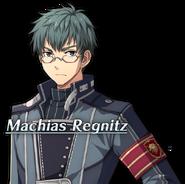 Machias Regnitz - Menu Bust (Sen II)