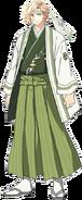 C Unmasked Alt outfit (Hajimari)