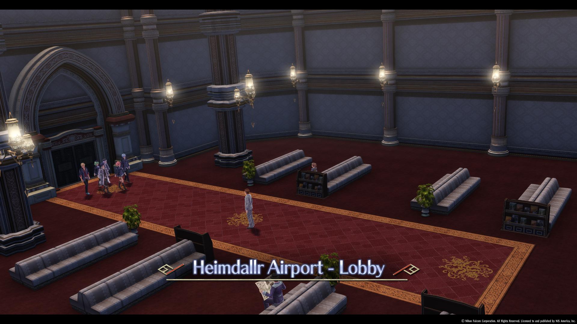Heimdallr/Airport