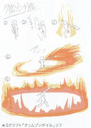 Randy - Crimson Gale Sketch (Zero)