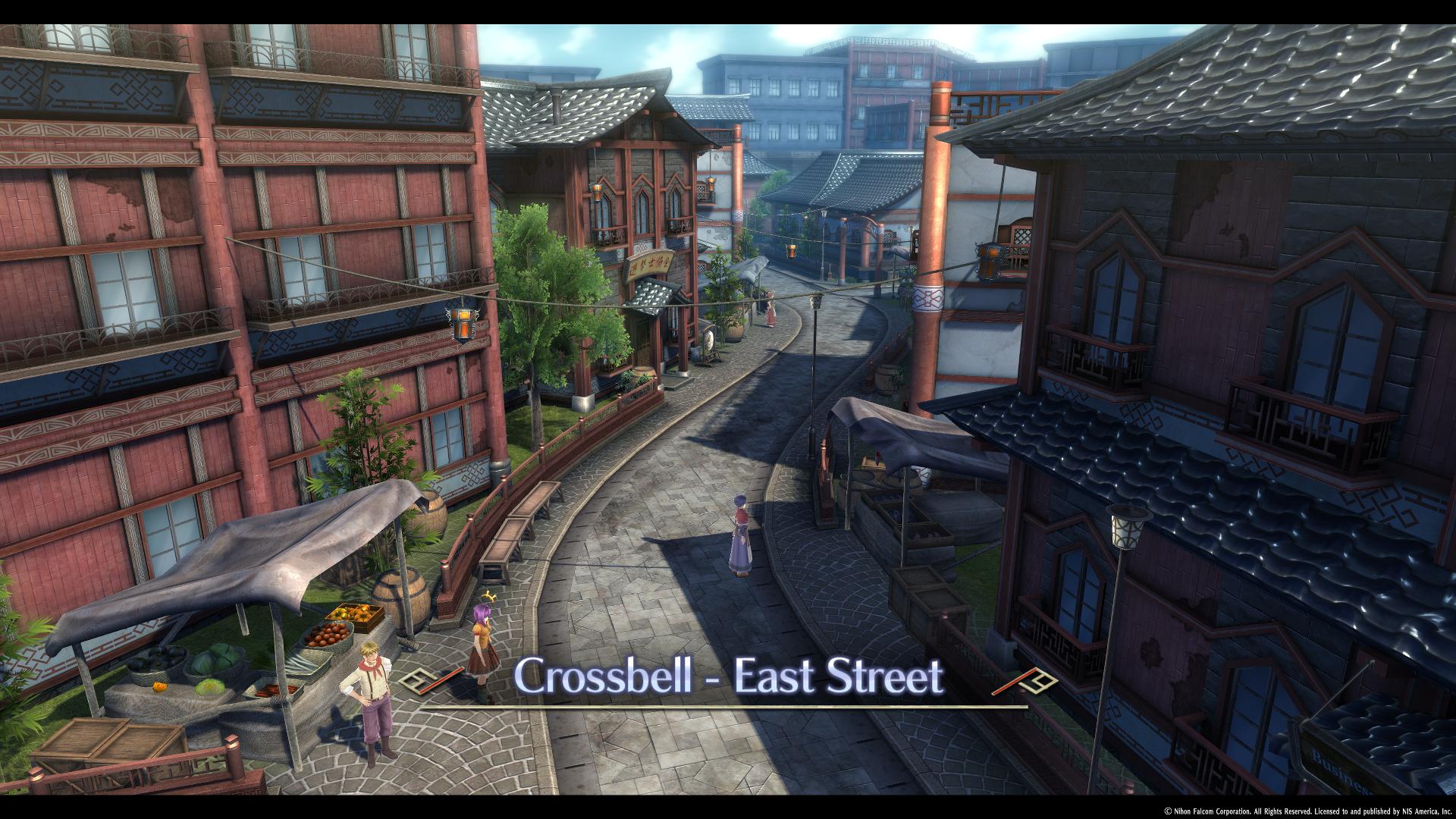 Crossbell City/East Street