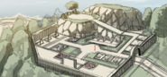 Himmel Cemetery 1 - Concept Art (Sen III)