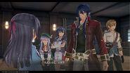 Arios MacLaine - Promotional Screenshot 1 (Hajimari)