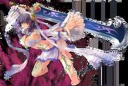 Rixia Mao Dancer Hollow - S Craft (Hajimari)